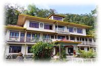 bamboo retreat hotel sikkim indien
