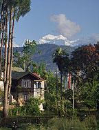 farmhaus lodge rinchenpong west sikkim indien