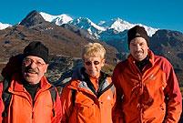 gast art furrer trekking expedition sikkim india