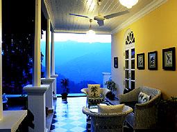 heritage hotel bungalow glenburn darjeeling