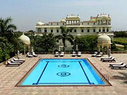 heritage hotel rajasthan indien