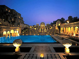 heritage luxus hotel indien