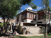 homestay haus gast ladakh indien