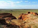 Gobi Flaming Cliffs Mongolia
