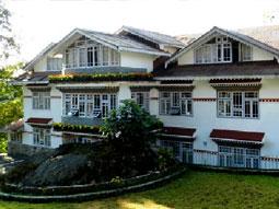 kultur reflektierend hotel heritage sikkim