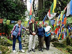 pilger reise mystik buddhismus sikkim indien