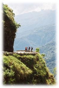 rad reise sikkim indien