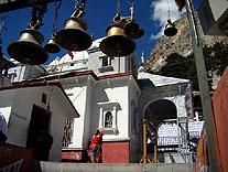 rishikesh tempel garhwal indien