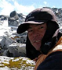 sherpa guide goechela khangchendzonga national park sikkim india
