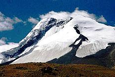 stok khangri aussicht markha trekking indien